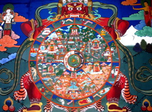 color-006-buddhist-wheel-of-life-paro-dzong